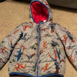 Justice league coat